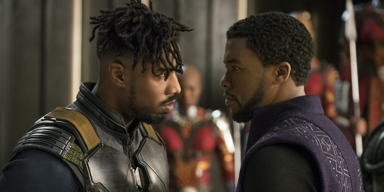 Black Panther Marvel Movie