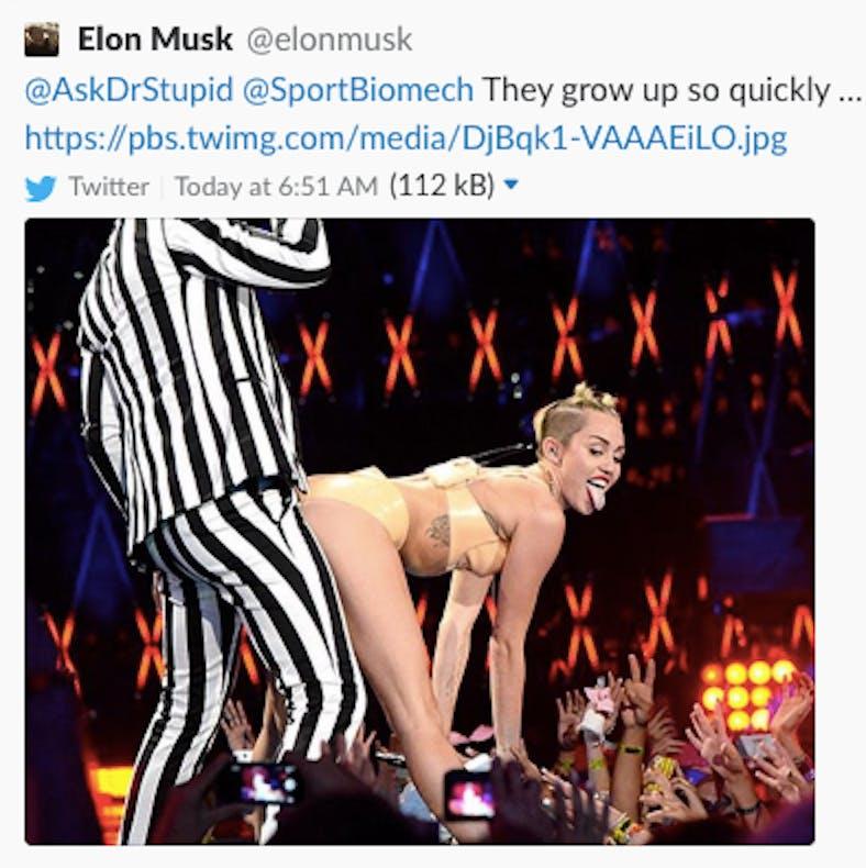 elon musk bad tweets