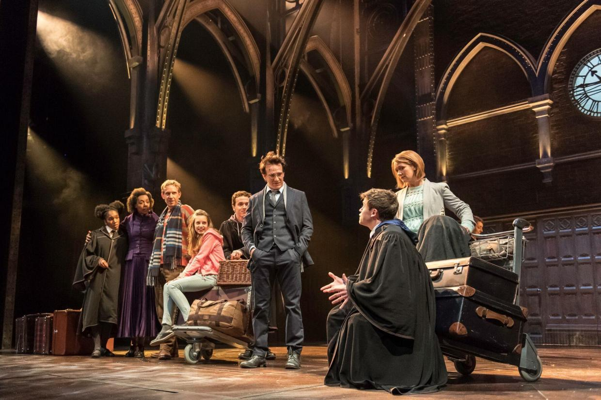 'Harry Potter and the Cursed Child' play coming to Broadway