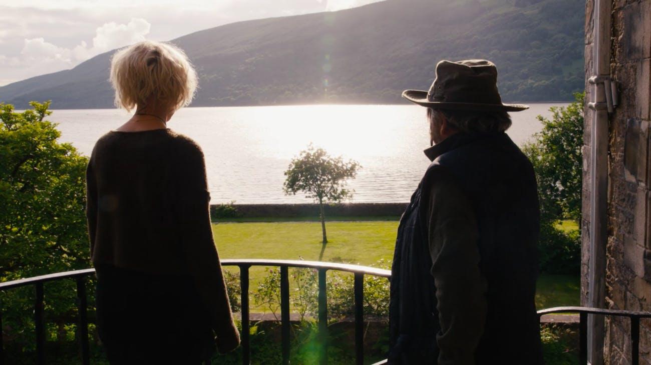 Riley and Mr. Hoy in 'Sense8' Season 3