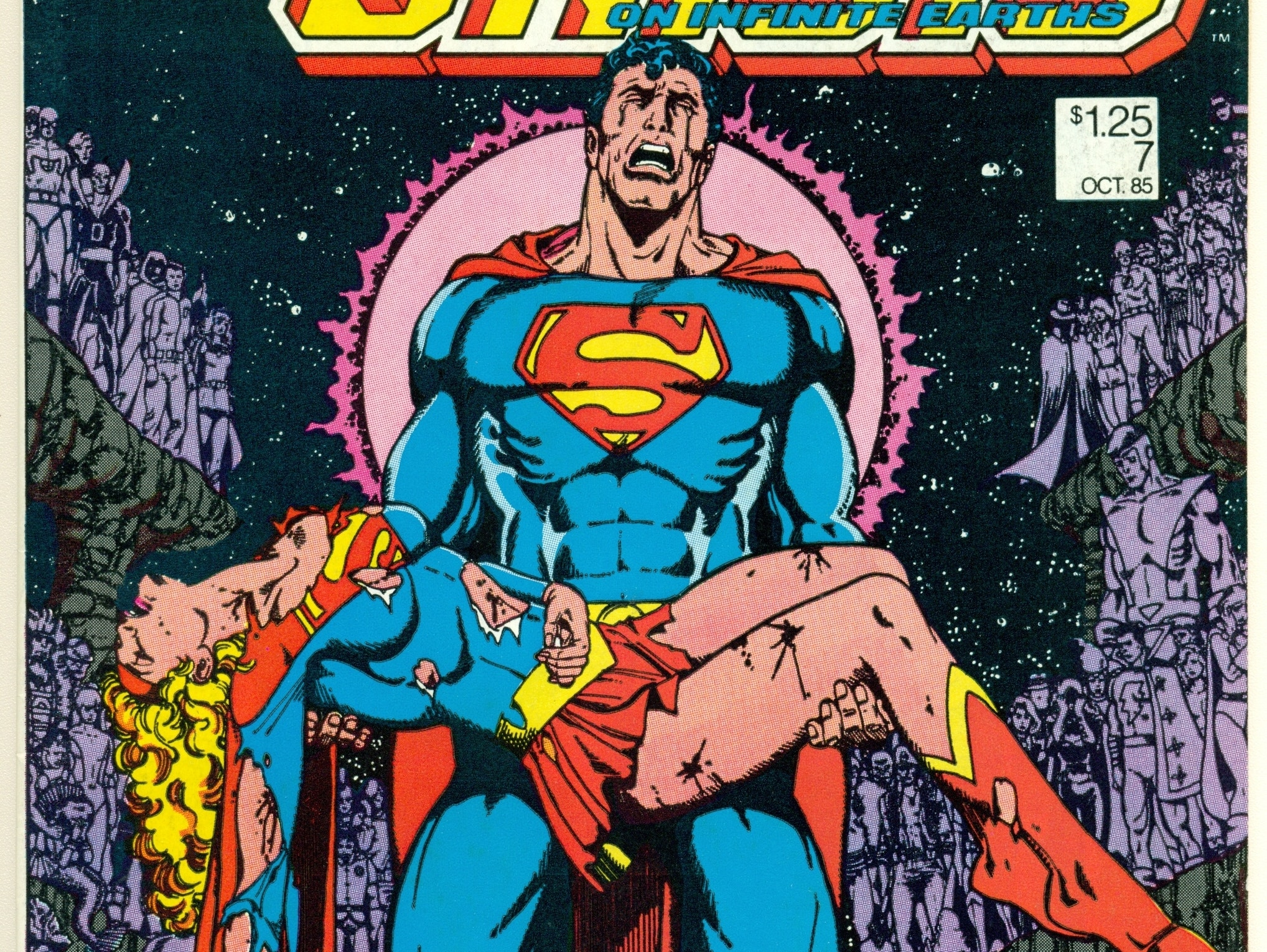 'Supergirl' Teases Her Death With Classic Comic Reference