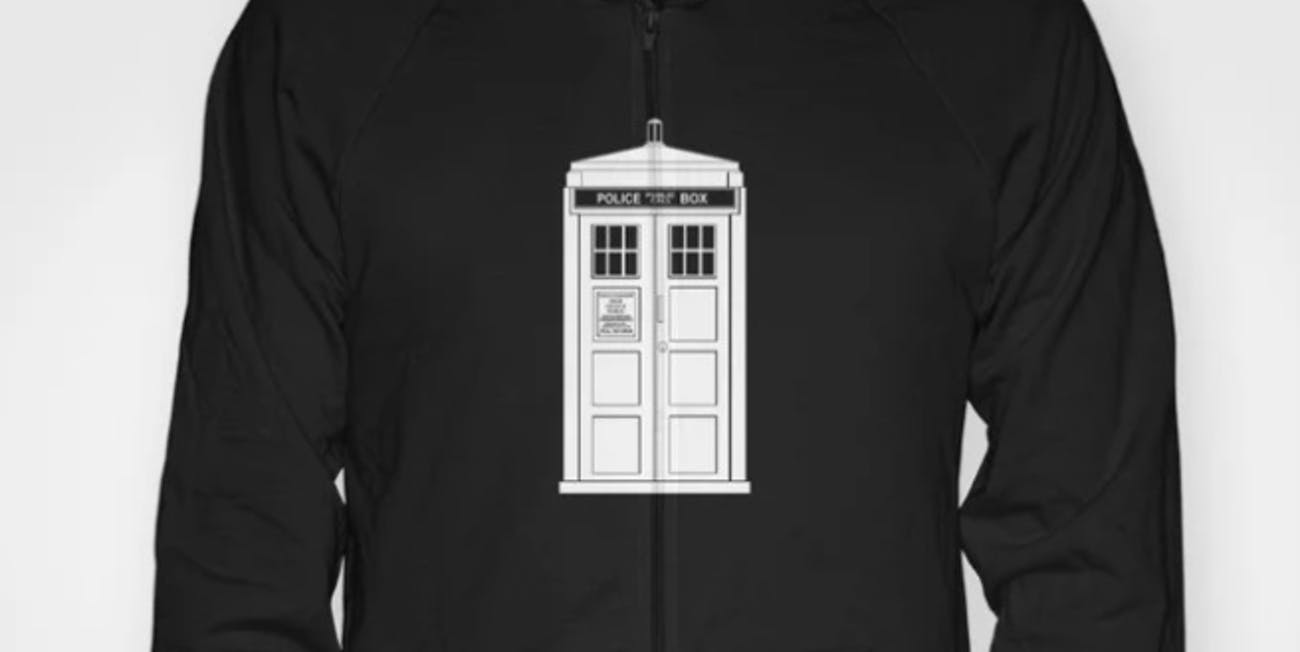 DOCTOR WHO Hoody
