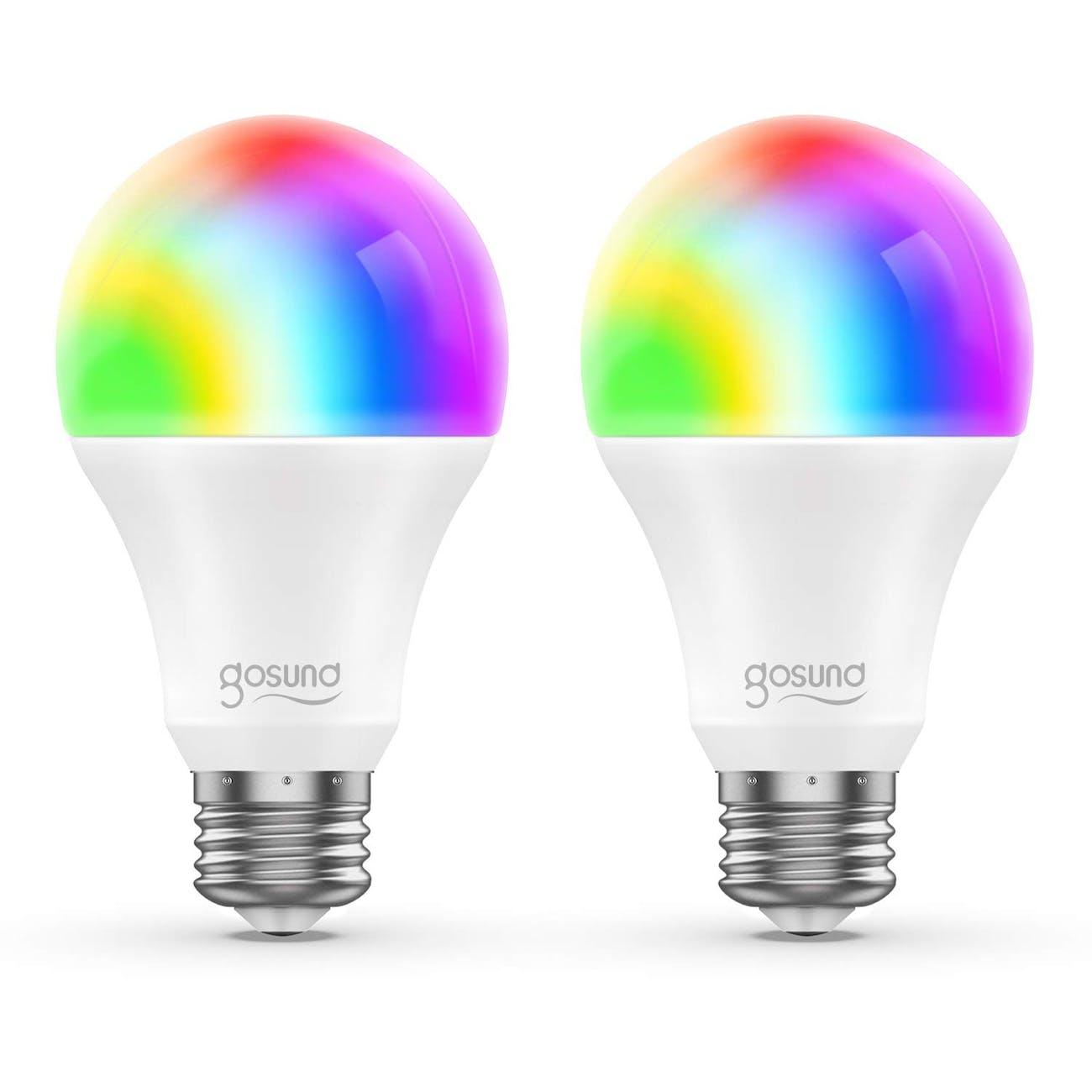 Gosuno Smart WiFi LED Light Bulb