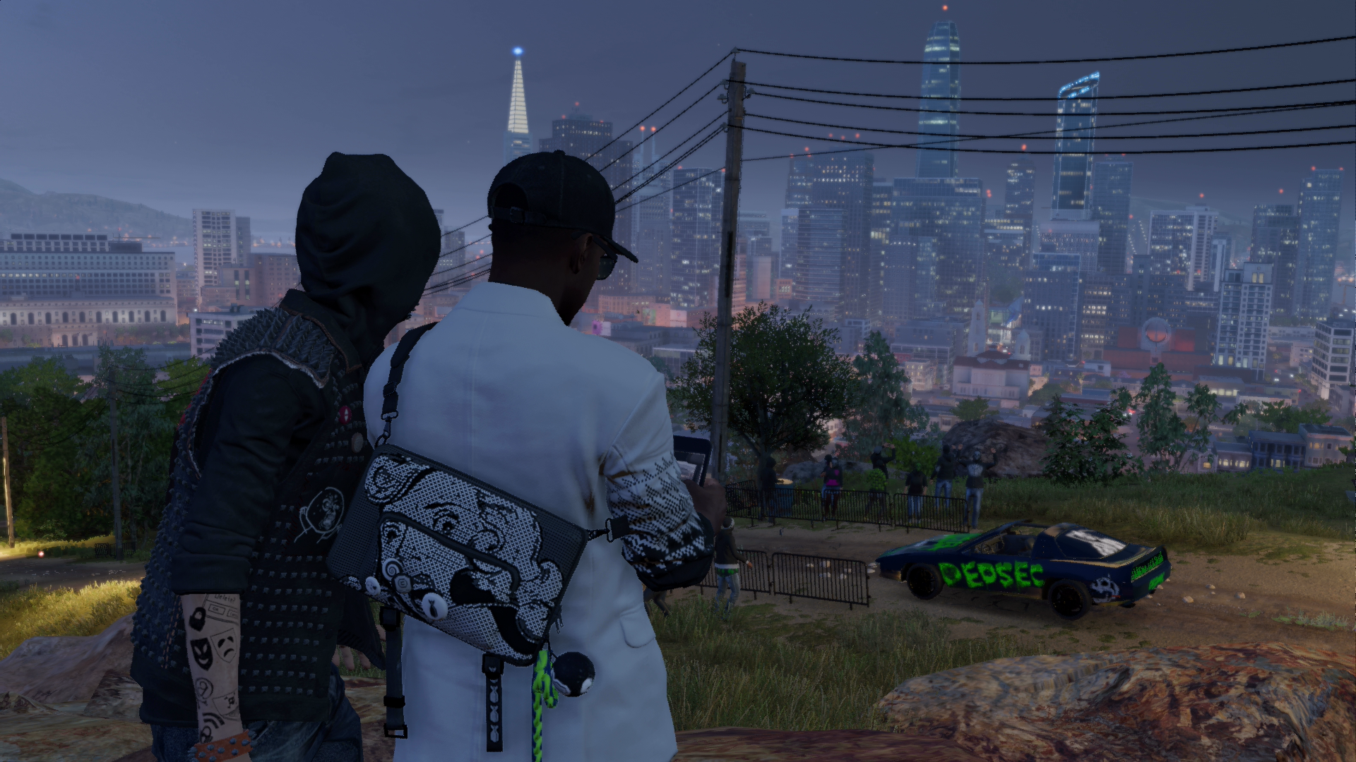 Watch Dogs  Re