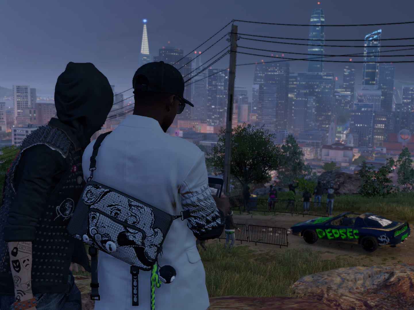 10 Things You Have to Try in 'Watch Dogs 2'