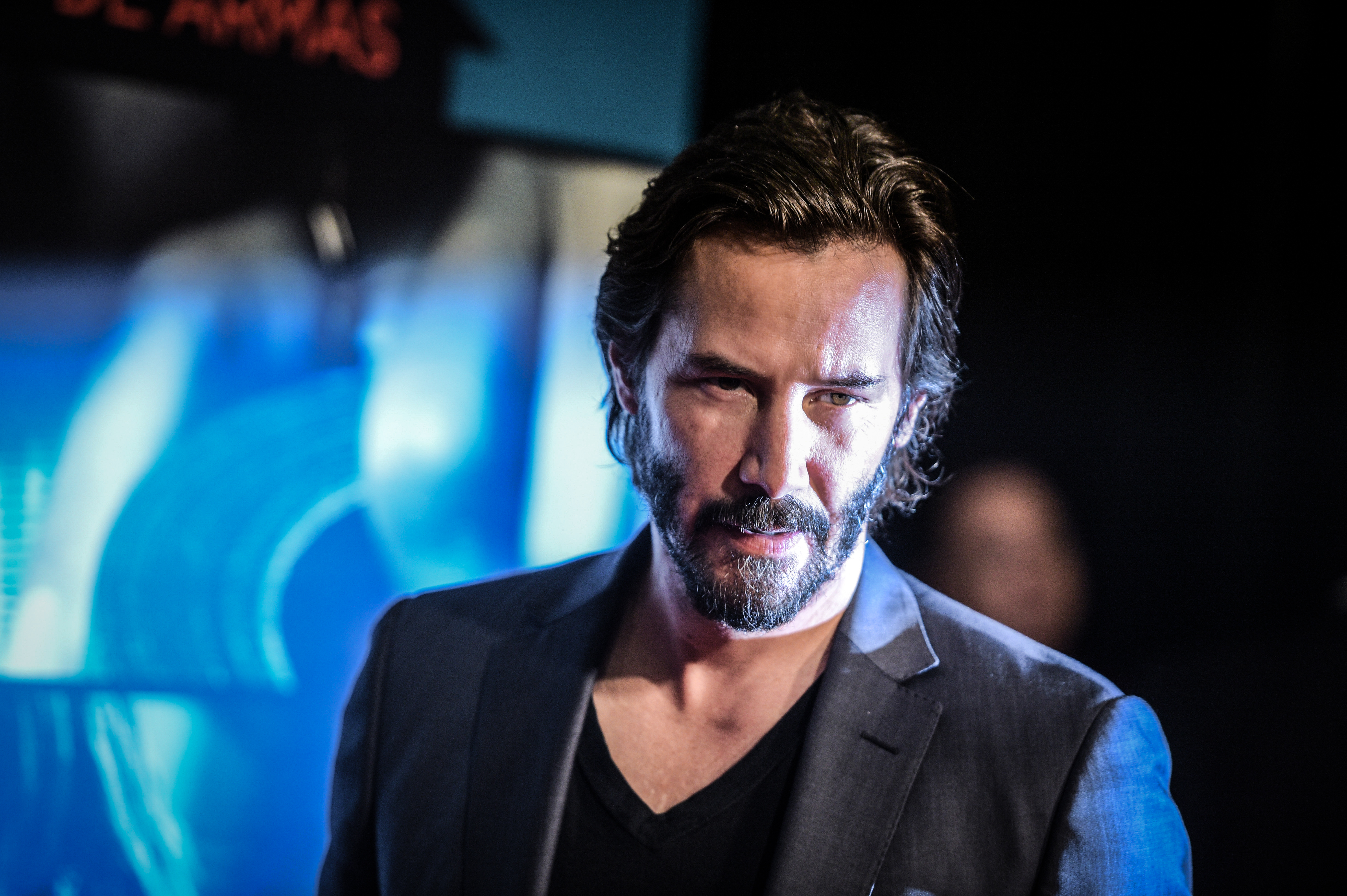 Photos Show Keanu Reeves Filming John Wick 2 In Rome Inverse