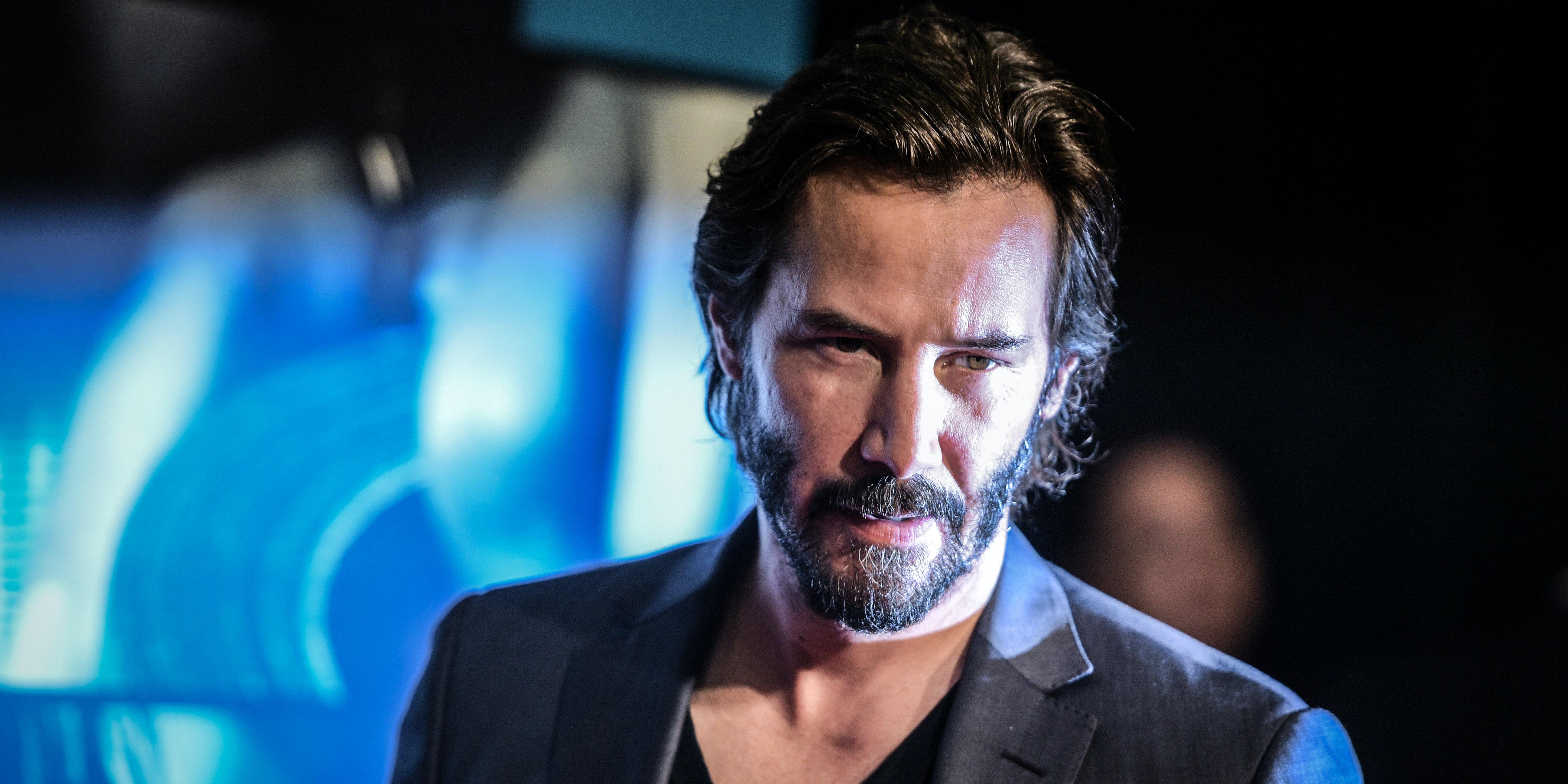 Keanu Reeves in 'John Wick 2.'