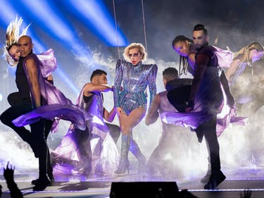 Why Lady Gaga Didn't Have to Get Political at the Super Bowl