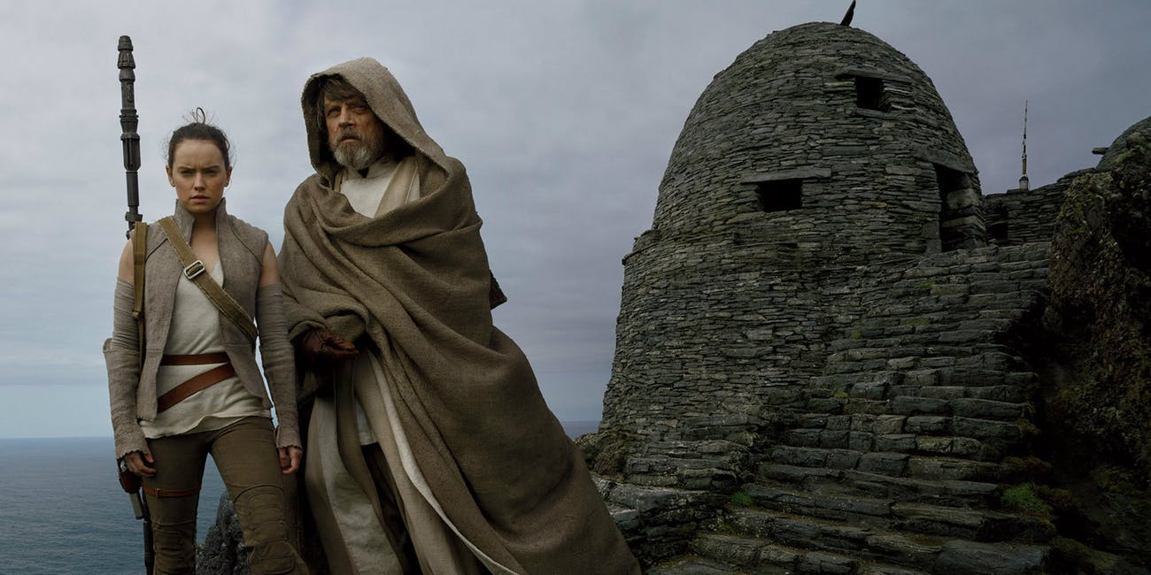 Yes, 'The Last Jedi' is good.