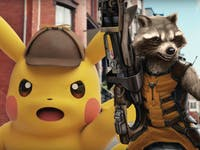 Pokémon in 'Detective Pikachu' will look really frightening.