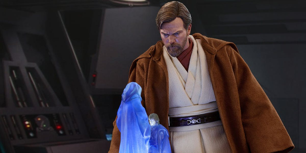 Star Wars Holograms for All? The Looking Glass Touts Headset-Free VR