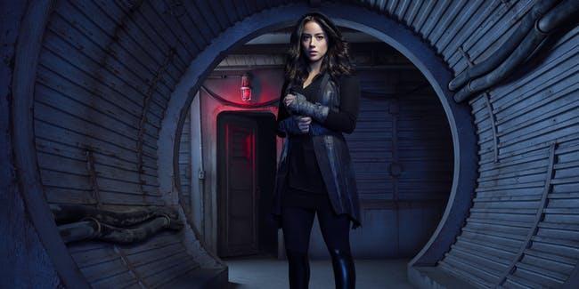 Disney Agents of SHIELD