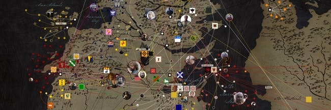Westeros is a big place with tons of allegiances to various Houses and organizations.