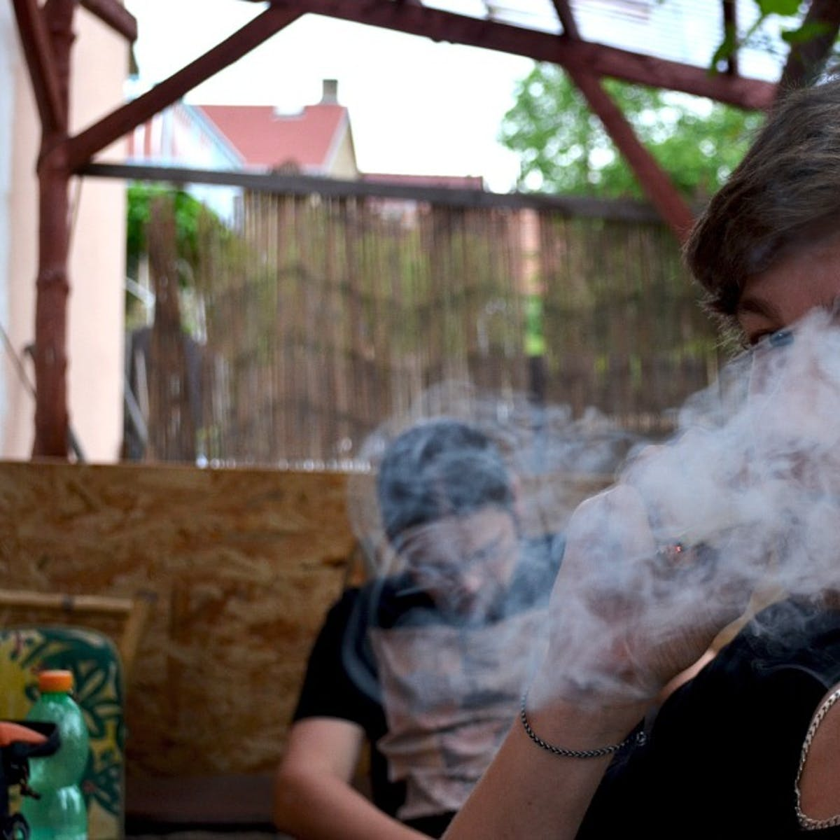 Marijuana: New Study Links Smoking 'Potent' High-THC Cannabis and Psychosis