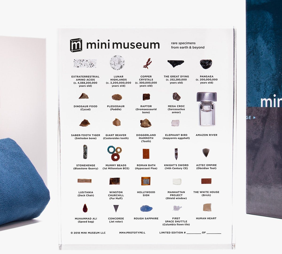 Buy a Mini Museum (No but Really)