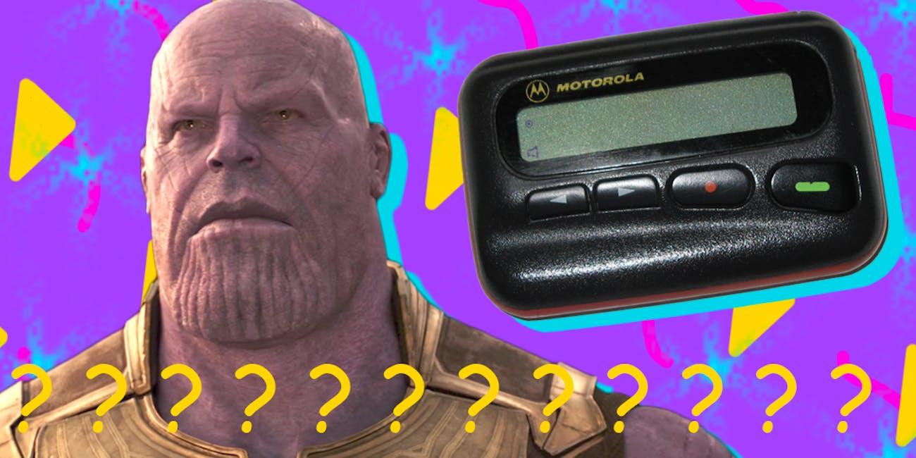 avengers infinity war post credit scene