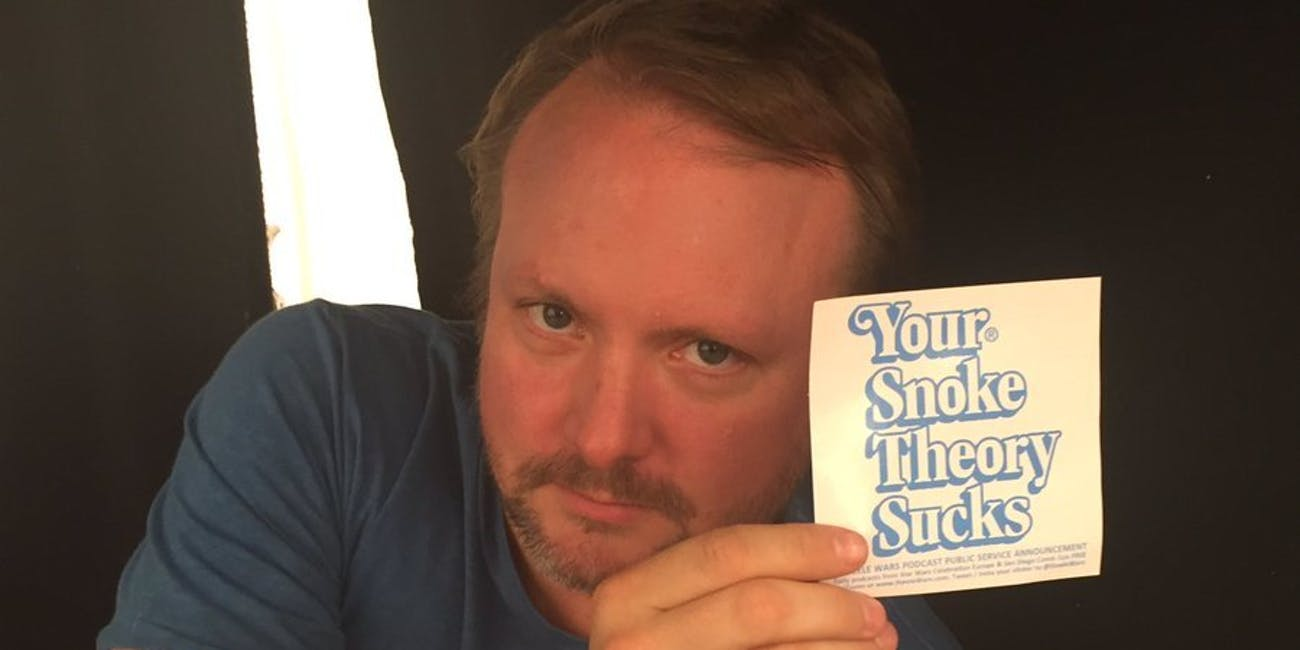 Image result for rian johnson snoke theory