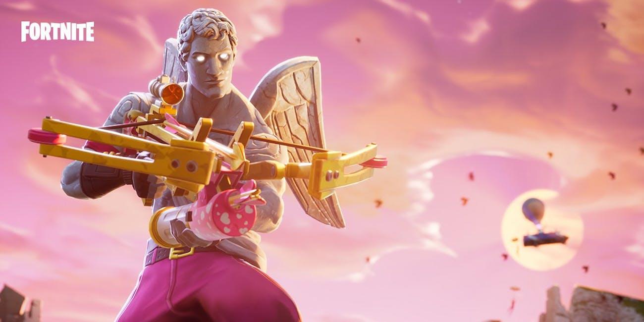 'Fortnite' Cupid Crossbow