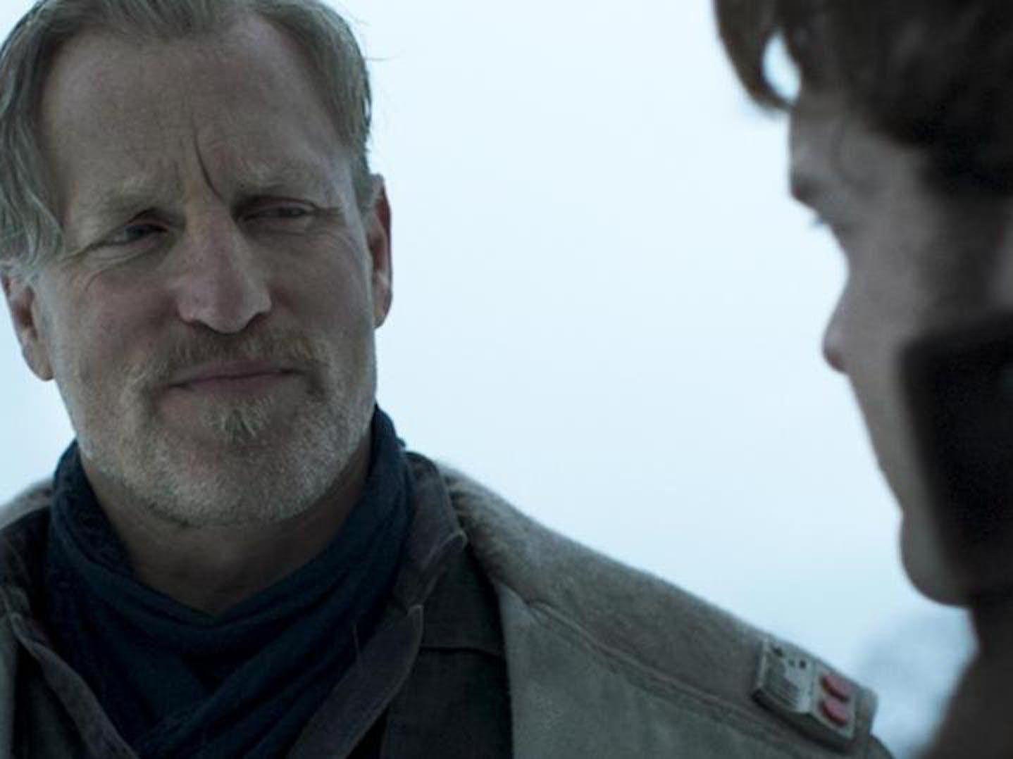 Woody Harrelson in 'Solo'
