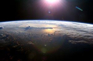 iss earth
