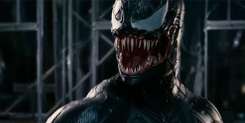 Venom from 'Spider-Man 3' (2007).