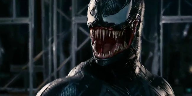 Spider Man 3 Star Topher Grace Gives His Seal Of Approval To Venom