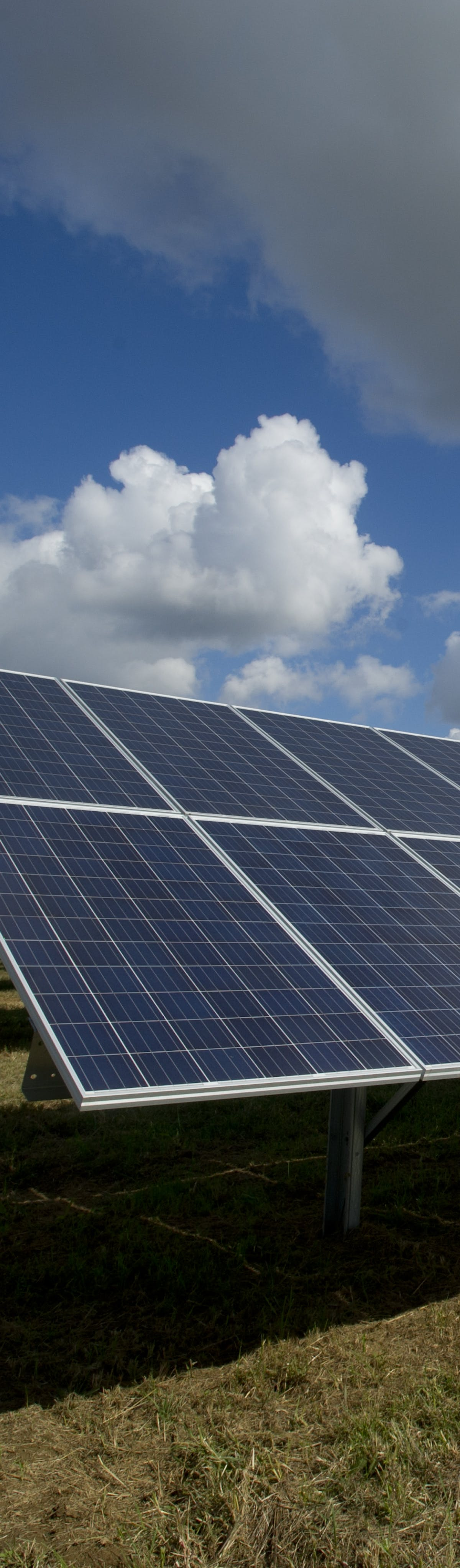 How Solar Panels Could Enable 100 Percent Clean Energy Before 2050