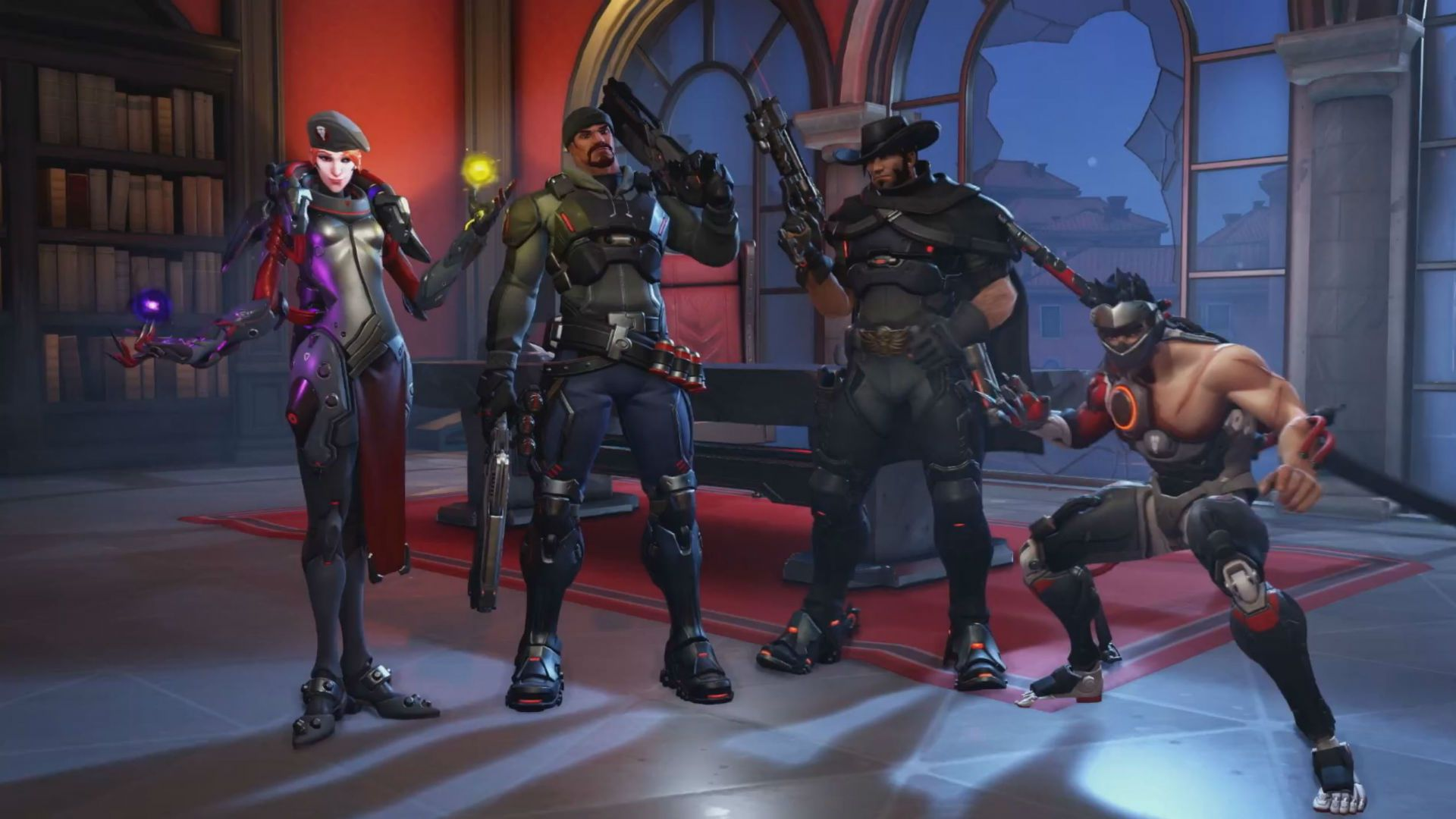 Overwatch Retribution Event Helps Explain The Game S Greatest