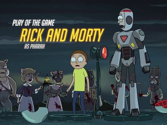 'Overwatch' Player Nails 'Rick and Morty' Impression While In-Game