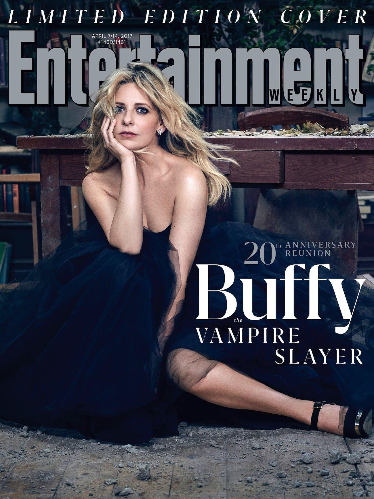 Buffy the Vampire Slayer Reunion