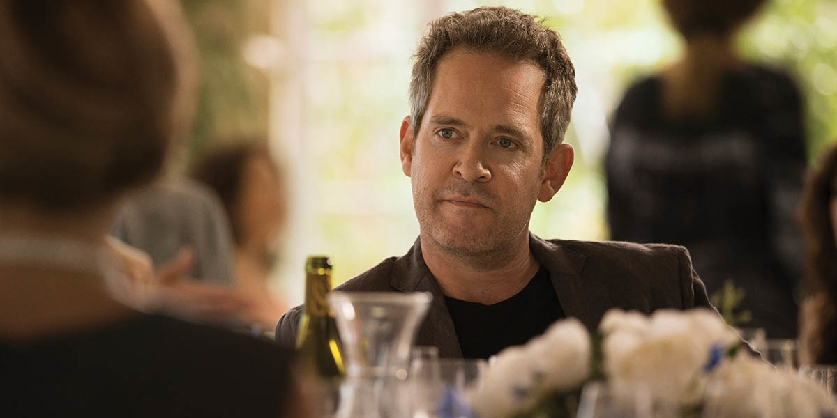 Tom Hollander has also received rave reviews for his turn as Roper's sidekick, Corky.