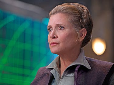 'Star Wars' Won't Bring Back Carrie Fisher With CGI