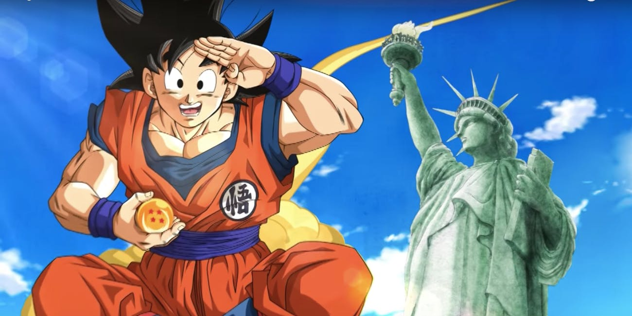 Dragon Ball North American Tour