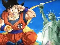 Dragon Ball North American Tour
