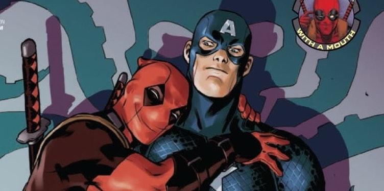 Cover for Marvel Comics' Deadpool #27