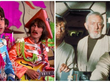 How the Star Wars/Sgt. Peppers Mashup Recreated the Beatles Sound