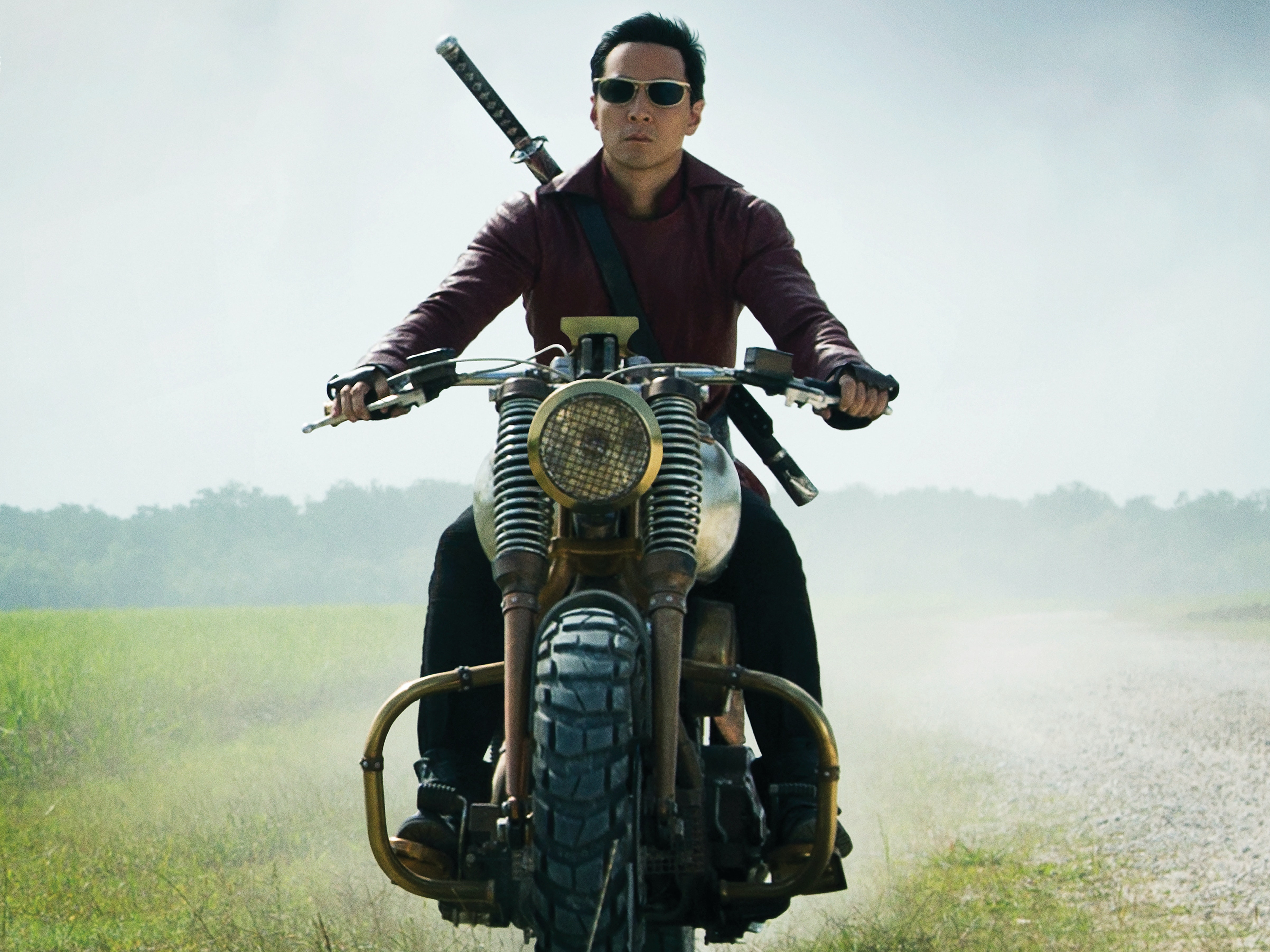 'Into the Badlands' Is This Fall's Most Important TV Series