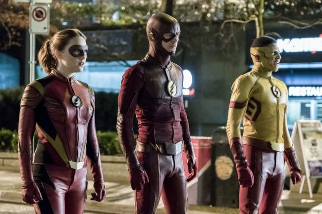 Jesse Quick is now The Flash of Earth-2, and she's got her own team.