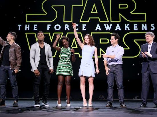 Racist 'Star Wars' Fans Call for 'Force Awakens' Boycott, Fail Miserably