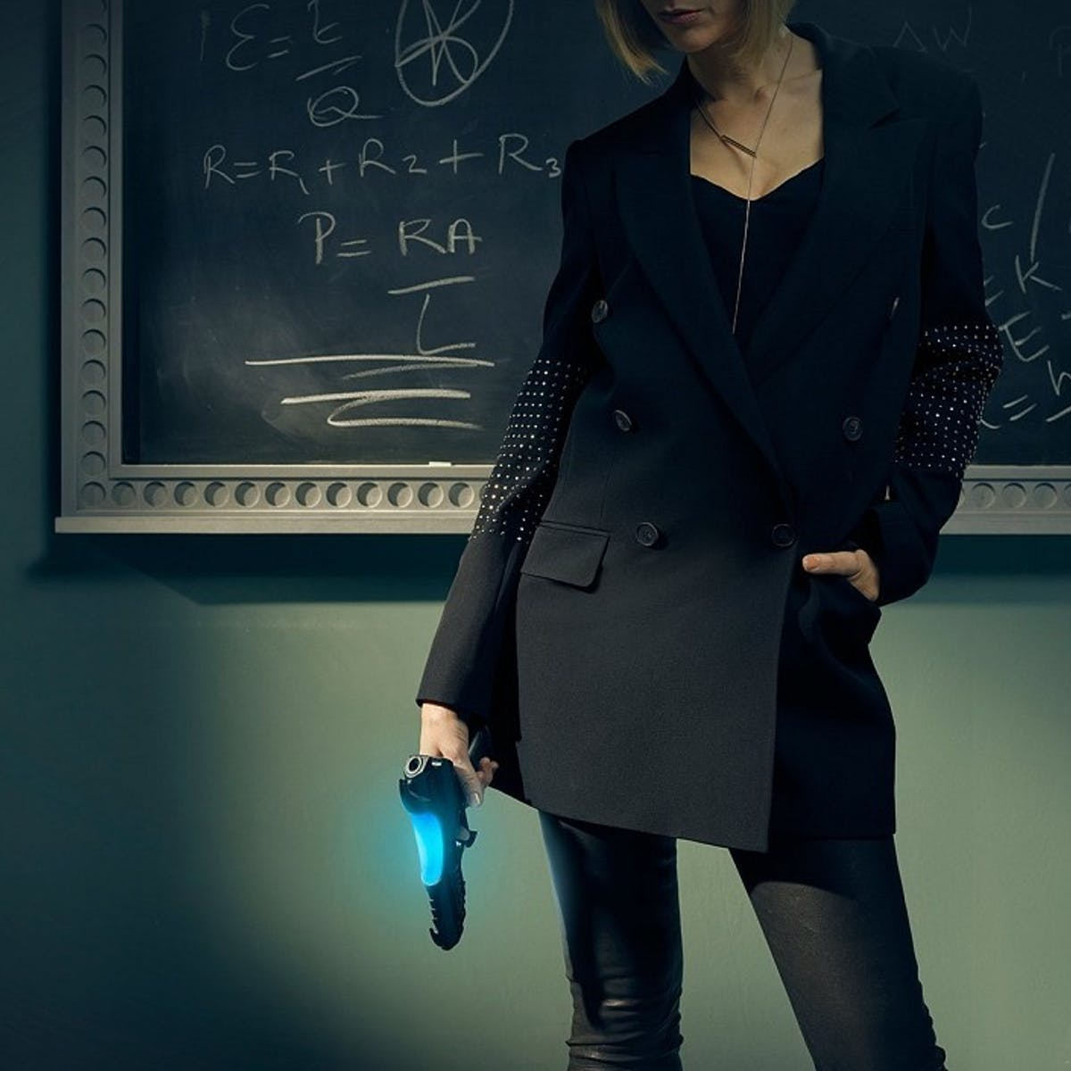 Doctor Who' Spinoff 'Class' has Raygun-Armed Teachers | Inverse
