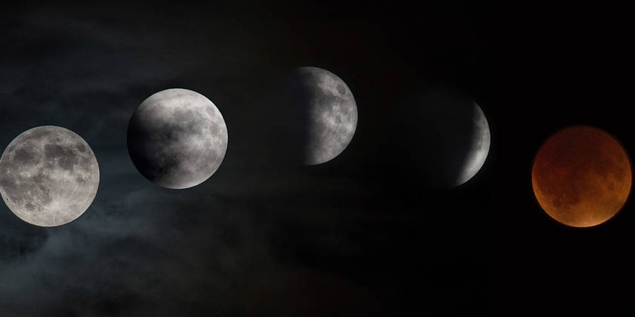 blood moon october full moon
