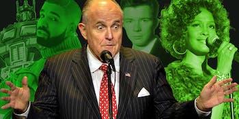 Rudy Giuliani Spotify