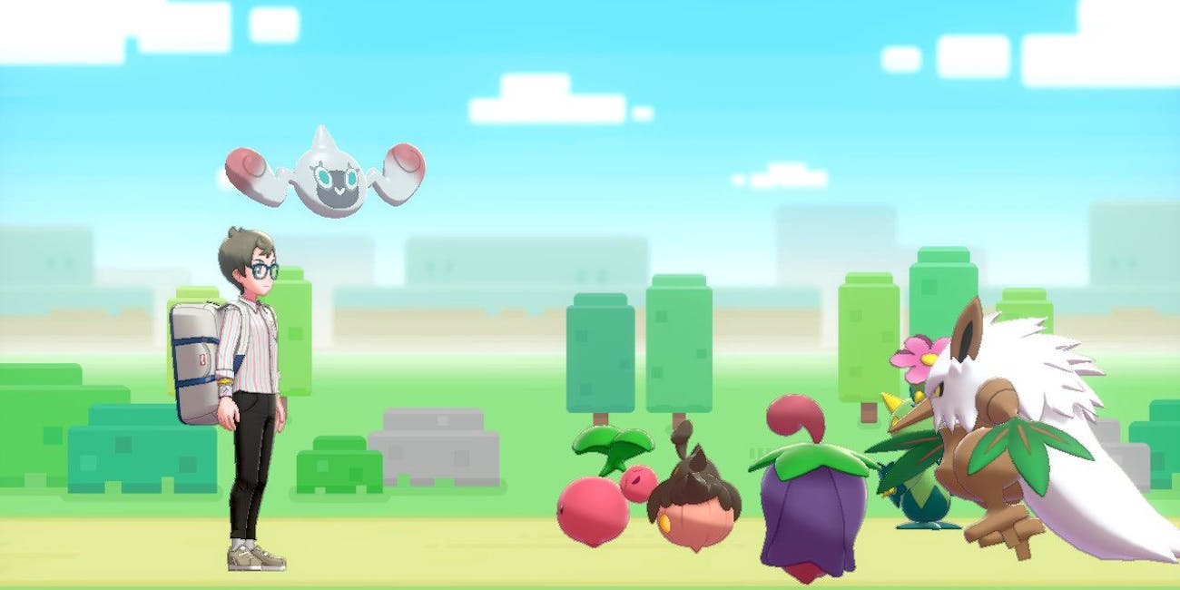 Pokemon Sword and Shield Poke-jobs