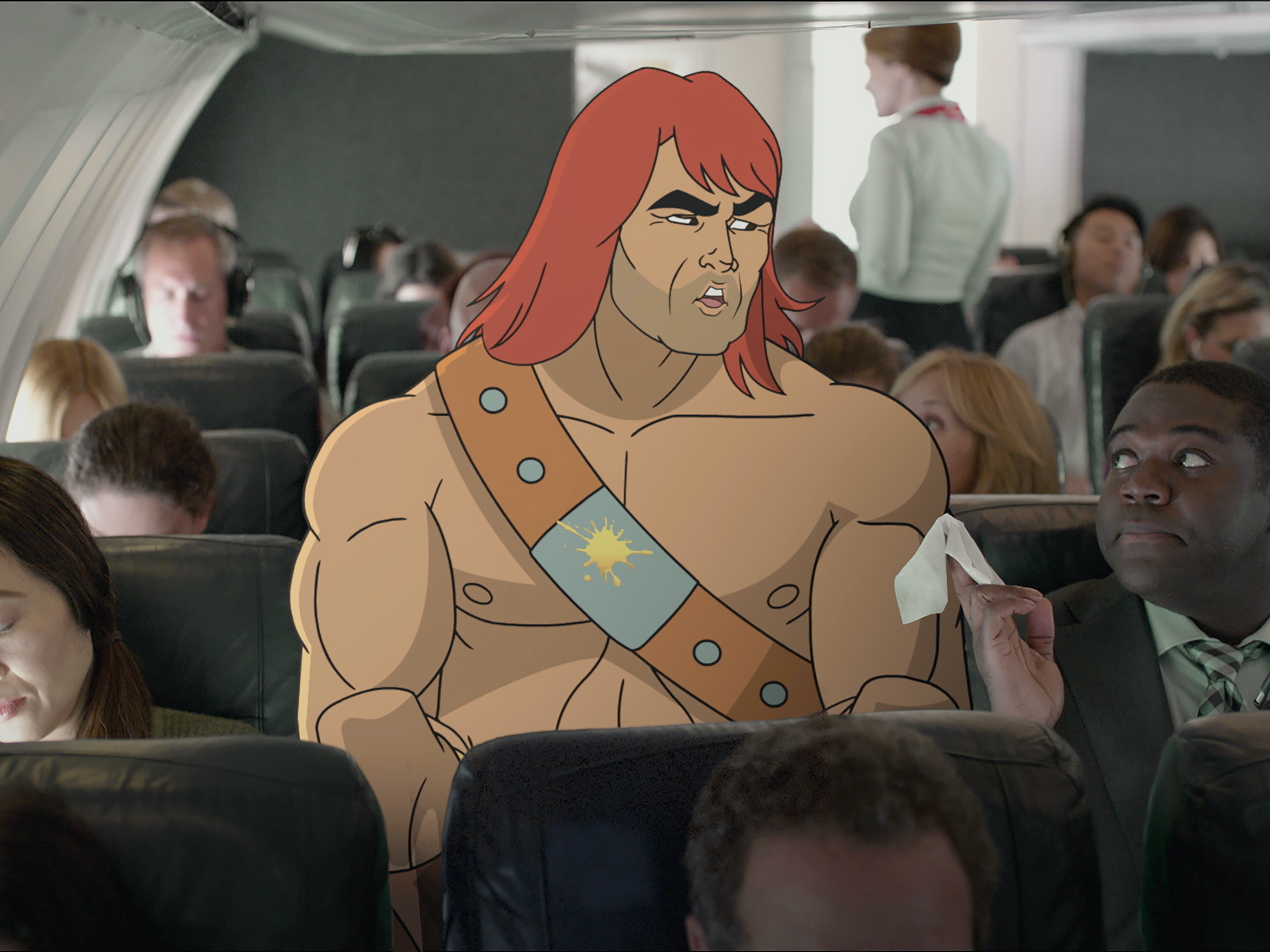 'Son of Zorn' is All Style, Not Enough Substance