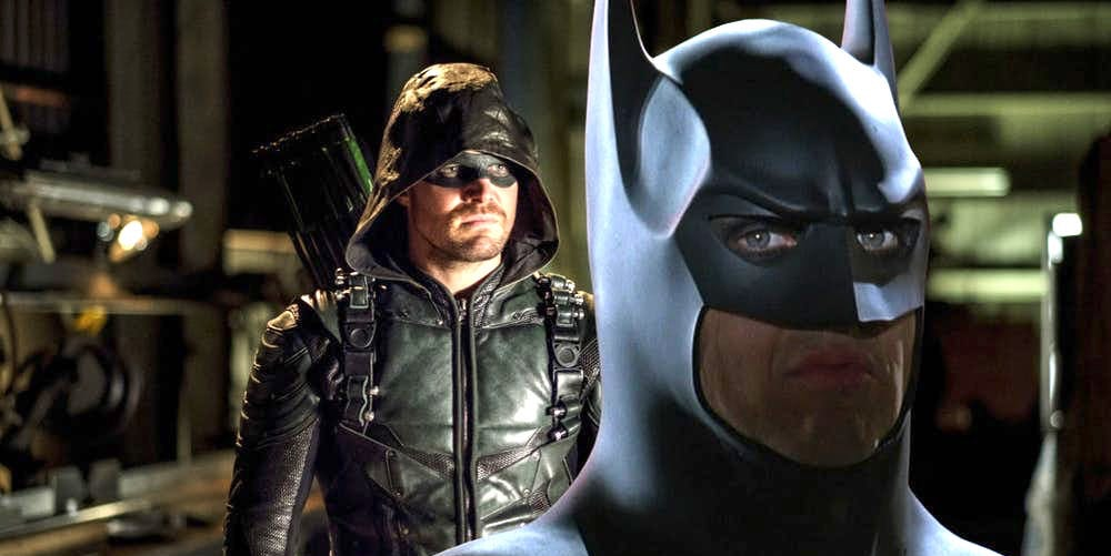 So, There's Now a Third Batman, Thanks to 'Arrow'