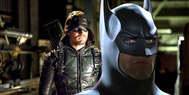 Green Arrow Batman Season 5