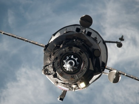 Russia Has Lost a Cargo Ship Headed for the Space Station