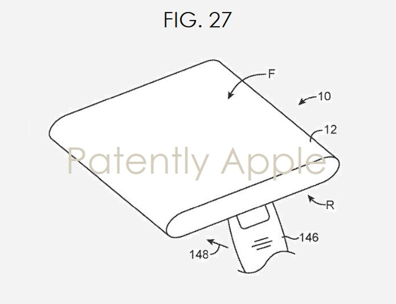 iphone patent concept gaming apple