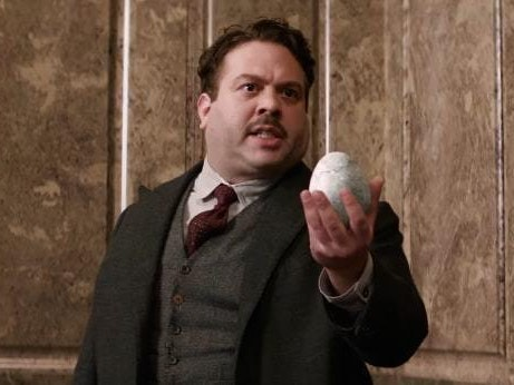 That 'Fantastic Beasts' Egg Totally Isn't What We Thought