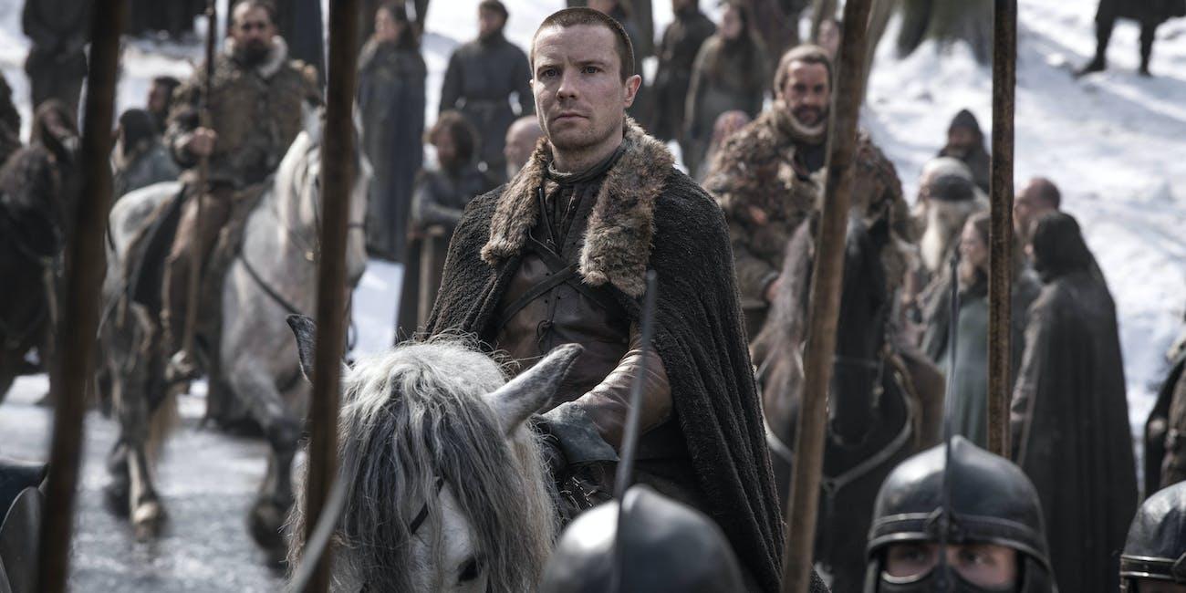 Gendry (Joe Dempsie) on 'Game of Thrones'